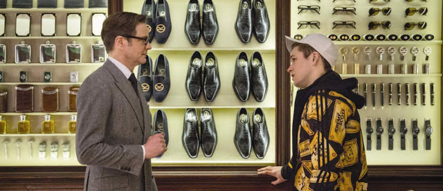 Kingsman : The Secret Service (2014)
