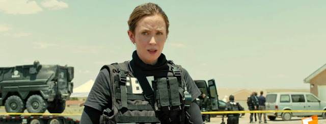 The Lost Reviews Part 3 : Sicario (2015)