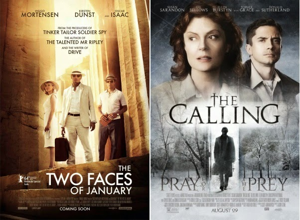The Calling / The Two Faces of January (2014)