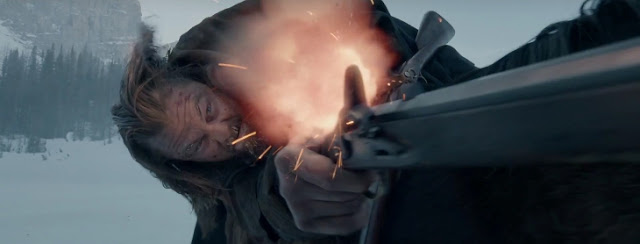 The Lost Reviews Part 1 : The Revenant (2015)