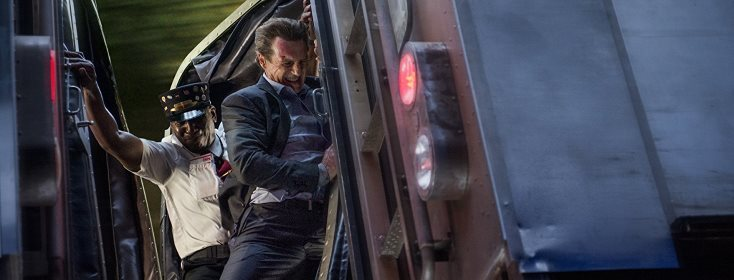 Quick review : The Commuter (2018)